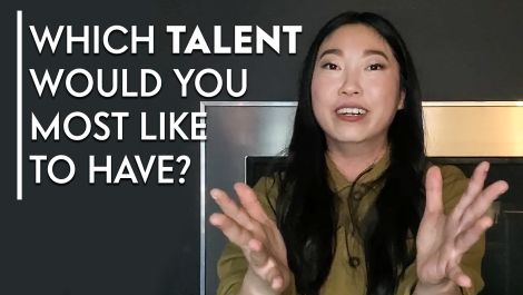 Awkwafina Answers Personality Revealing Questions | Proust Questionnaire