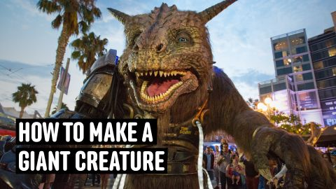 2014: How to Make a Giant Creature