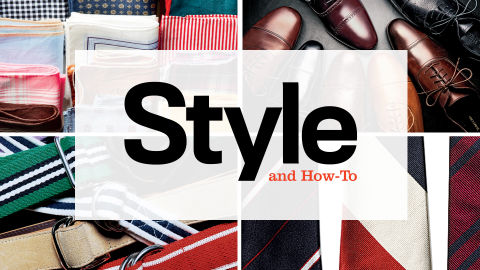 Style Advice With Editor Will Welch