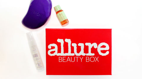 Inside the Allure Beauty Box