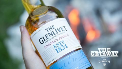 The Getaway Presented by Glenlivet