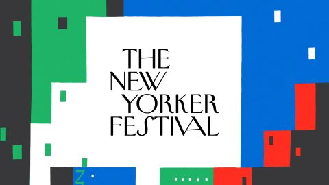 The 2021 New Yorker Festival