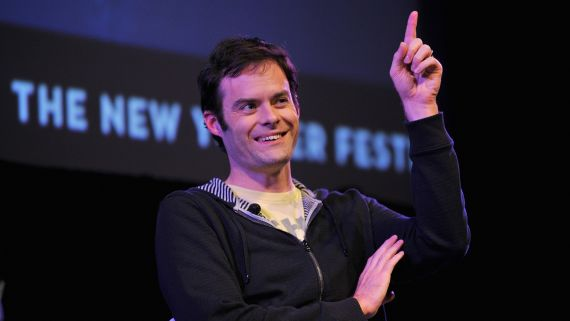 """Bill Hader on Working for """"South Park"""" and the Kanye Fish-Sticks Episode"""