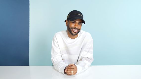 The 10 Little Things Big Sean Can't Live Without