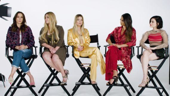 Pretty Little Liars Cast Say Goodbye to Their Characters