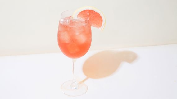 It's as Pink as Bubblicious and it's the Drink of the Summer