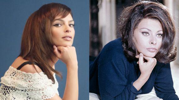 Watch Emily Ratajkowski Transform Into Sex Symbol Sophia Loren