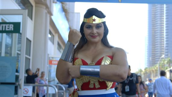 Wonder Women of Comic-Con 2017