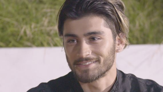 Zayn Malik Sounds Off on Fashion, Fame, and the Meaning Behind His Home Studio