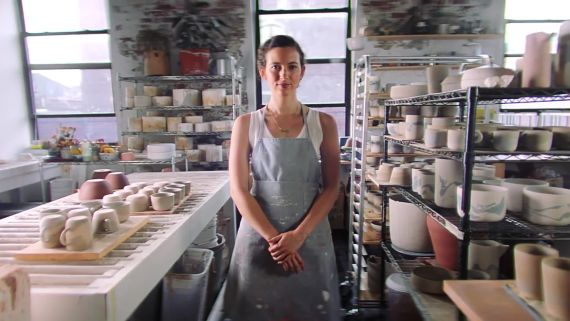 How This New York Born Artist Is Reshaping Ceramics