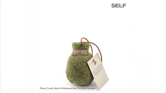 This Avocado Sock Is The Cutest (and Most Practical) Thing You'll See All Day