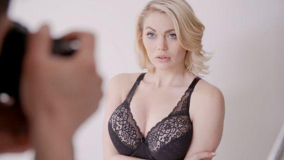 The Secret Life of a Breast Model