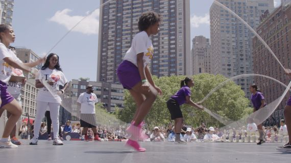 The Heart of Double Dutch