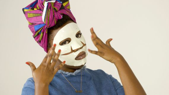Evelyn Ngugi Reviews Weird Beauty Products