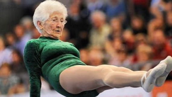 Incredible Senior Athletes You Need to Know About