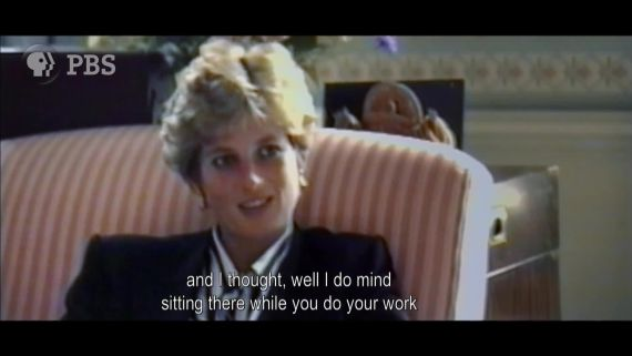 Princess Diana on Her First Dates with Prince Charles