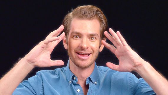 Andrew Garfield's Favorite Birthday Was a Strange, Magical 'Trip' at Disneyland