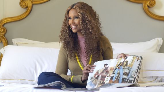 Iman on Iman: The Stories Behind Her Vogue Shoots