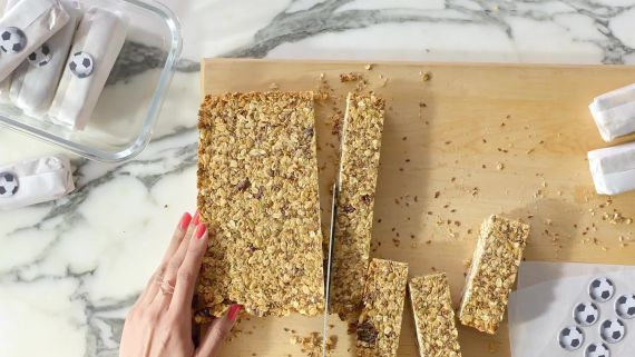 The Perfect On-The-Go Snack For Busy Lives