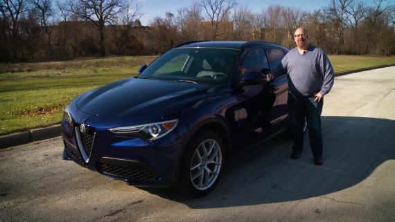 Fast, fun, and freaky: A review of the Alfa Romeo Stelvio