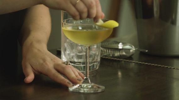 A Conversation Cocktail