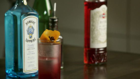 A Perfect Party Cocktail