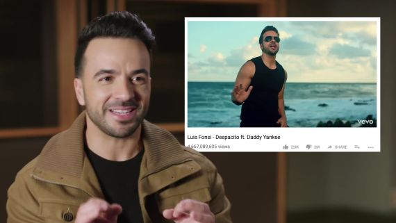 "Luis Fonsi Wrote ""Despacito"" in Four Hours"