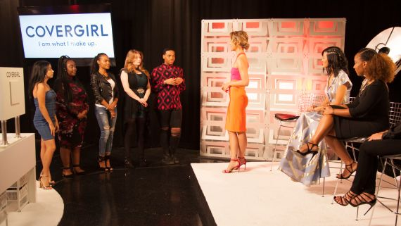 #IAmWhatIMakeUp Makeup Tutorial | Allure Incubator Episode 6, Season 1 Finale