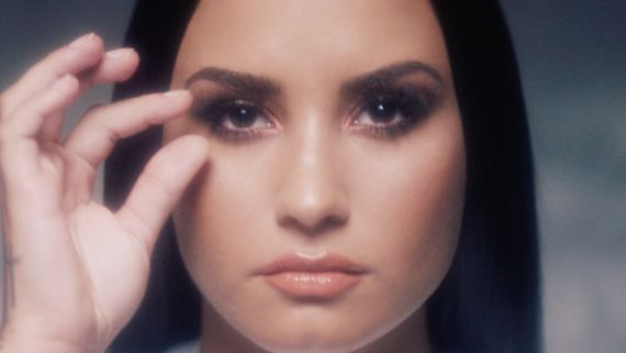 Demi Lovato, Unfiltered: A Pop Star Makeunder in the Age of Transparency