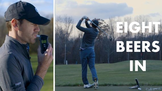 How Alcohol Affects Your Golf Game