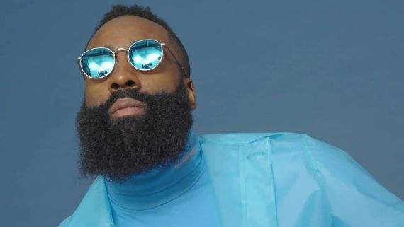James Harden Wears the Swaggiest Outfits Known to Man