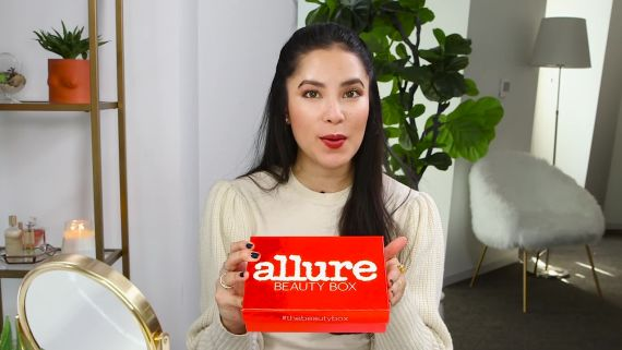 Inside the April 2018 Allure Beauty Box