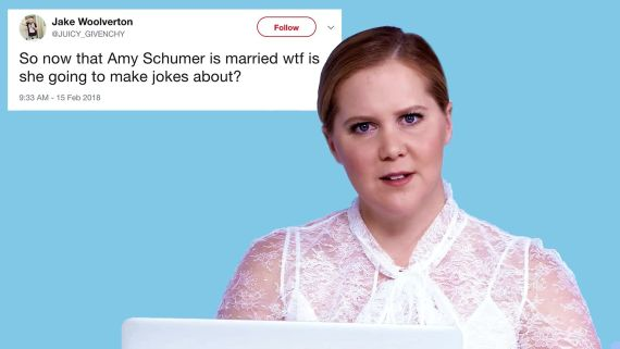 Amy Schumer Goes Undercover on Twitter, Instagram, and YouTube