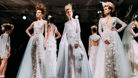 Top Wedding Dress Trends for Spring 2019