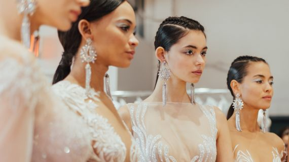 Bridal Fashion Week Details You May Have Missed