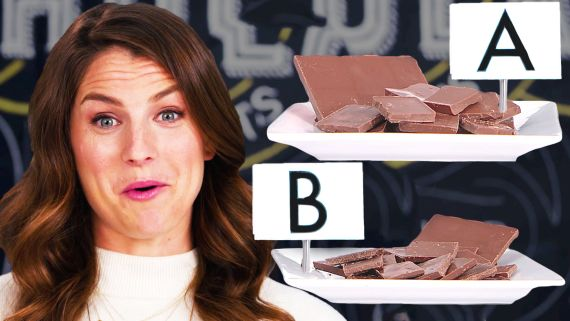 Chocolate Expert Guesses Which Chocolate Is More Expensive and Explains Why | Price Points