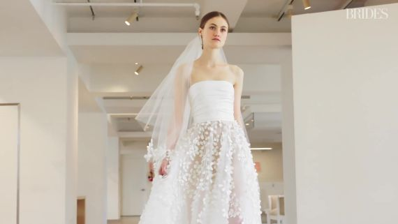 Behind the Scenes at Oscar de la Renta's Bridal Atelier
