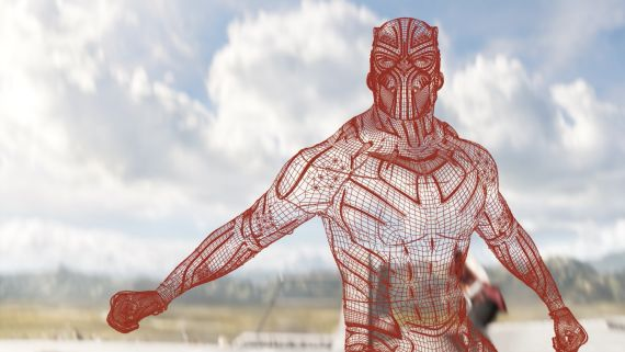 See the Visual Effects That Brought Black Panther to Life