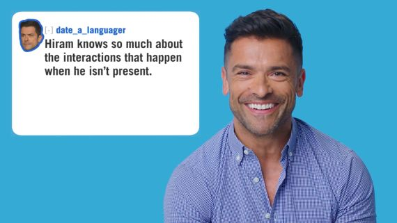 Mark Consuelos Reacts to Riverdale Fan Theories