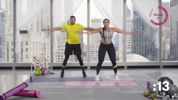 30-Minute HIIT Workout