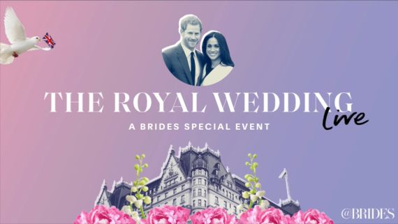 The Royal Wedding Live: A Brides Special Event Hosted by Alicia Quarles and Queer Eye's Tan France