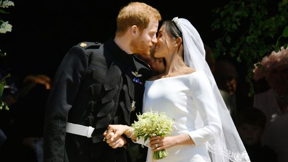 19 Best Moments From The Royal Wedding