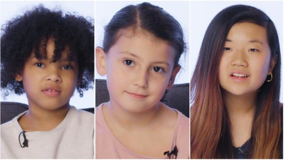 Girls Ages 5-18 Talk About What Beauty Means to Them