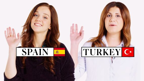 70 People Reveal How to Say Hello and Goodbye in Their Country