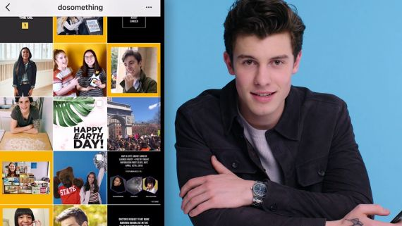 My Favorite Follows With Shawn Mendes