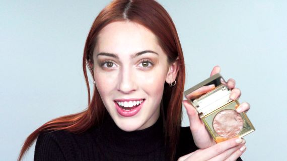 Model Teddy Quinlivan's Extremely Sassy Makeup Tutorial