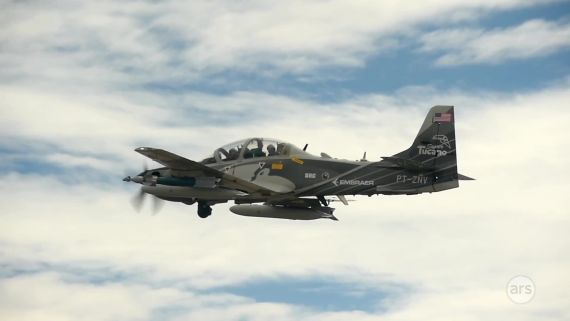 SITREP: Air Force's Light Attack Experiment