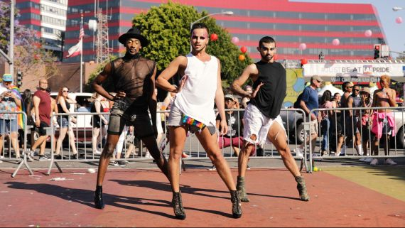 Dancing Through Pride Weekend (With a Little Help From Shania Twain)