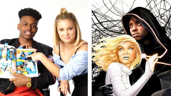 Marvel's Cloak and Dagger Stars Explain How the Show Compares to the Comics