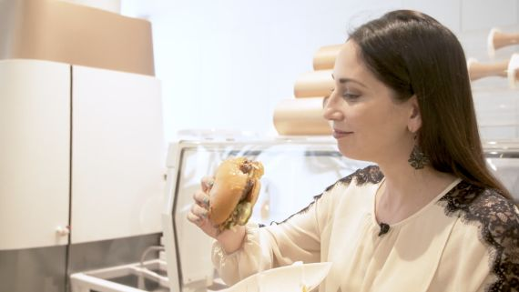 Order Up! The Burger Bot Is (Almost) Ready for Business